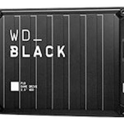 WD_BLACK P10 Game Drive Harddisk WDBA2W0020BBK 2TB USB 3.2 Gen 1