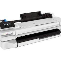 HP DesignJet T125 bläckprinter
