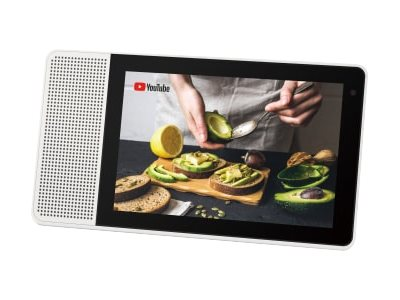 Lenovo Smart Display 8 with Google Assistant