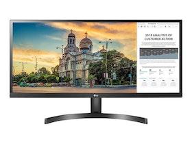 "LG 29WL500-B - LED monitor - 29"" - 2560 x 1080 UWFHD - IPS"
