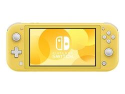 Nintendo Switch Lite Gul
