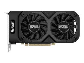 Palit GeForce GTX 1050 Ti Dual OC 4GB GDDR5