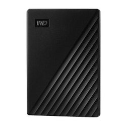 WD My Passport Harddisk WDBPKJ0050BBK 5TB USB 3.2 Gen 1