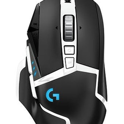 Logitech G502 HERO SE - Gamingmus - Optic - 11 knappar - Svart