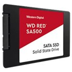 WD Red SA500 NAS SATA SSD WDS500G1R0A - Solid state drive - 500 GB