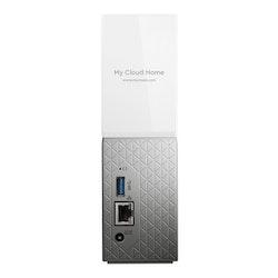 WD My Cloud Home WDBVXC0060HWT 6TB
