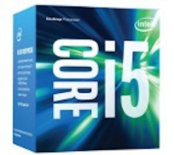 Intel CPU Core I5-6600K 3.5GHz Quad-Core LGA1151