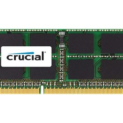 Crucial DDR3 8GB 1333MHz CL9 Ikke-ECC SO-DIMM 204-PIN