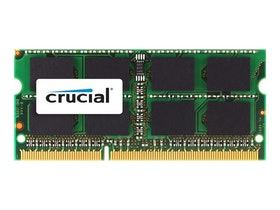 Crucial DDR3 8GB 1333MHz CL9 Ikke-ECC SO-DIMM 204-PIN