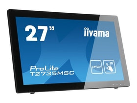 "iiyama ProLite T2735MSC-B2 27"" 1920 x 1080 DVI VGA (HD-15) HDMI MHL"