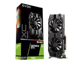 EVGA GeForce GTX 1660 XC ULTRA BLACK GAMING 6GB GDDR5