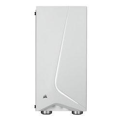 CORSAIR Carbide Series SPEC-06 - Miditower - ATX - inget nätaggregat (ATX) - vit