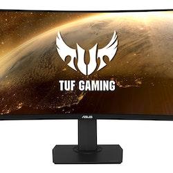 """ASUS TUF Gaming VG32VQ 31.5"""" 2560 x 1440 HDMI DisplayPort 144Hz"""
