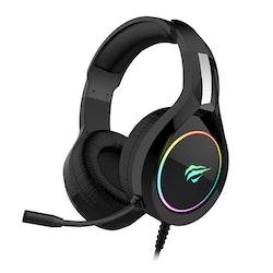 HV-H2232D RGB 3.5mm gaming headphone,black