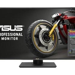 "ASUS PA329Q - LCD-skärm - 32"" - 3840 x 2160 4K - Högtalare - svart"