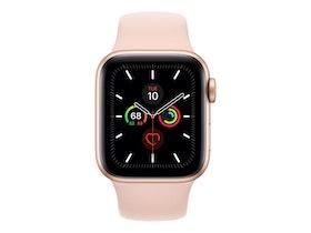 Apple Watch Series 5 (GPS) 40 mm Guld Smart Klocka