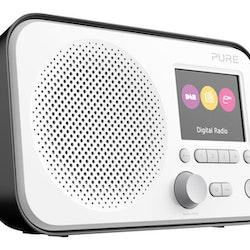 Pure Elan E3 - DAB portable radio - black