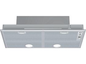 Siemens iQ300 LB75565 - Kåpa - silver-metallic