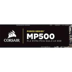 CORSAIR Force Series SSD MP500 120GB M.2 PCI Express 3.0 x4 (NVMe)