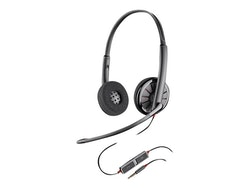 Poly Blackwire C225 - Headset - on-ear - wired - 3.5 mm jack