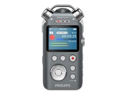 Philips Voice Tracer DVT7500 Silver