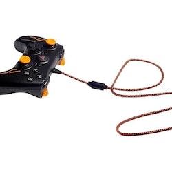 Thrustmaster GP XID Pro Vit Orange Svart