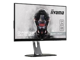 """iiyama G-MASTER Silver Crow GB2730QSU-B1 - LED-skärm - 27"""" (27"""" visbar) - 2560 x 1440"""