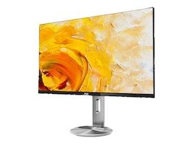 """AOC Q2790PQU / BT 27 """"2560 x 1440 VGA (HD-15) HDMI DisplayPort 60Hz Pivot-Skärm"""