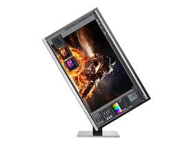 """AOC Pro-line U3277PWQU - LCD-skärm - 31.5"""" - 3840 x 2160 - högtalare - svart, silver"""