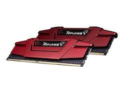 G.Skill Ripjaws V DDR4 32GB kit 2400MHz CL15 Ikke-ECC