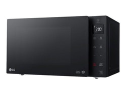 LG NeoChef MS2535GIB - Microwave oven - freestanding - 25 liters - 1000 W - black