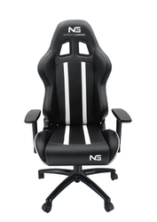 Nordic Gaming Carbon Gaming Chair, White