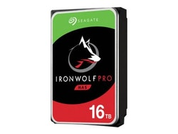 "Seagate IronWolf Pro Harddisk ST16000NE000 16TB 3.5"" SATA-600 7200rpm"