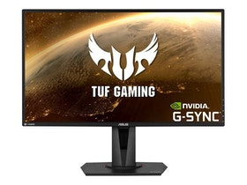 "ASUS TUF Gaming VG27AQ 27"" 2560 x 1440 HDMI DisplayPort 155Hz Pivot Skärm"