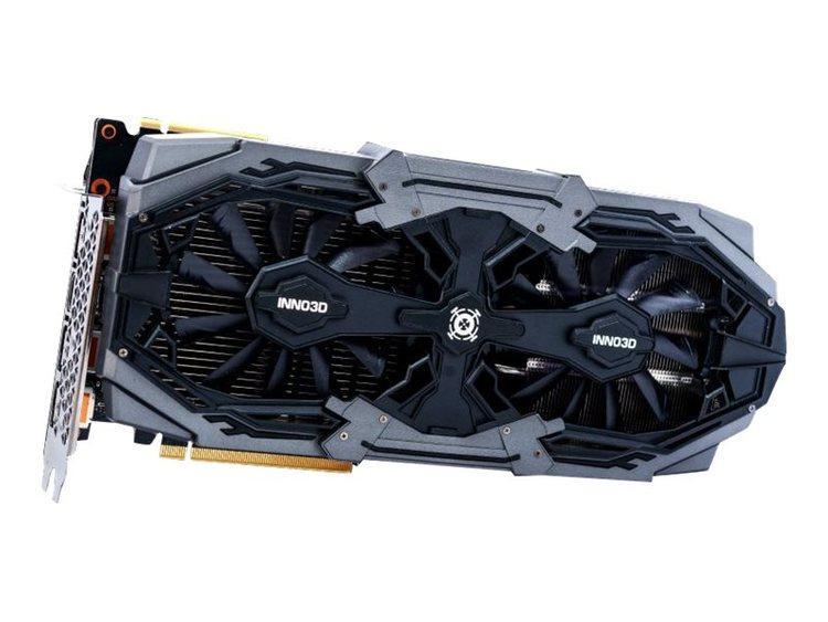 Inno3D GeForce RTX 2080 Super Gaming OC X2 8GB GDDR6