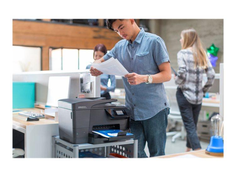 HP Officejet Pro 8715 All-in-One - Multifunktionsskrivare