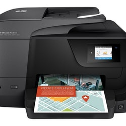 HP Officejet Pro 8715 All-in-One - Multifunktionsskrivare