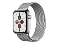 Apple Watch Series 5 (GPS Cellular) 44 mm Silver