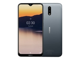 Nokia 2.3 - Android One - dual-SIM - 4G LTE - 32 GB Charcoal