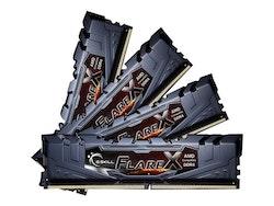G.Skill Flare X 64GB (4-KIT) DDR4 3200Mhz CL16