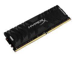 HyperX Predator DDR4 8GB 2400MHz CL12 Ikke-ECC