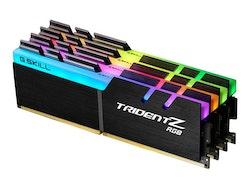 G.Skill TridentZ RGB Series DDR4 32GB kit 3000MHz CL15 Ikke-ECC