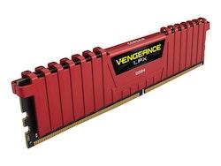 CORSAIR Vengeance DDR4 8GB kit 2666MHz CL16 Ikke-ECC