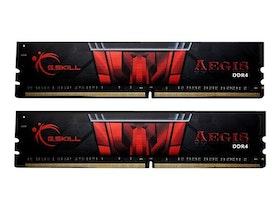G.Skill AEGIS DDR4 32GB kit 3200MHz CL16 Ikke-ECC