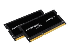 HyperX Impact DDR3L 16GB kit 1866MHz CL11 Ikke-ECC SO-DIMM 204-PIN