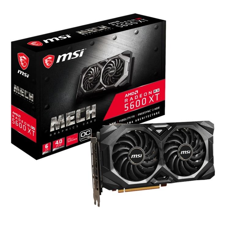 MSI Radeon RX 5600 XT MECH OC