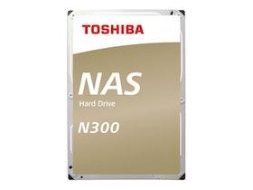 "Toshiba N300 NAS Harddisk 10TB 3.5"" SATA-600 7200rpm"