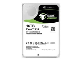 Seagate Exos X16 Harddisk ST16000NM002G 16TB SAS 3 7200rpm