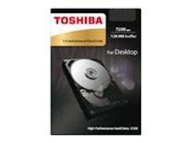 "Toshiba Harddisk X300 4TB 3.5"" SATA-600 7200rpm"