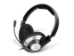 Creative ChatMax HS-720 - Headset - fullstorlek - kabelansluten